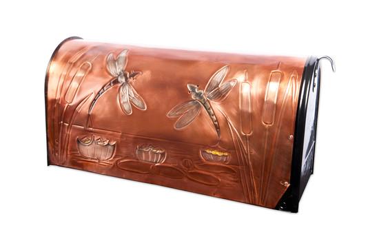 Summer Dragonflies Mailbox