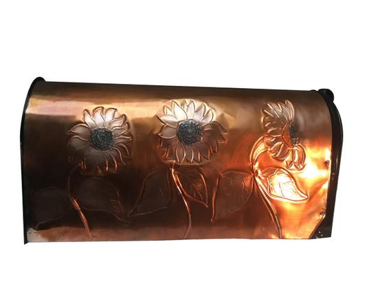 Sunflowers Mailbox
