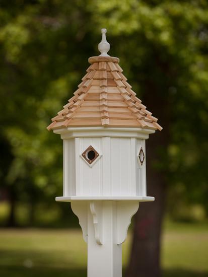 """14"""" Octagon Bird Villa"""