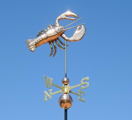 Lobster Weathervane 2