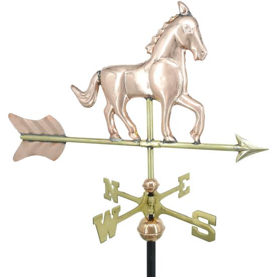 Small Show Horse Weathervane