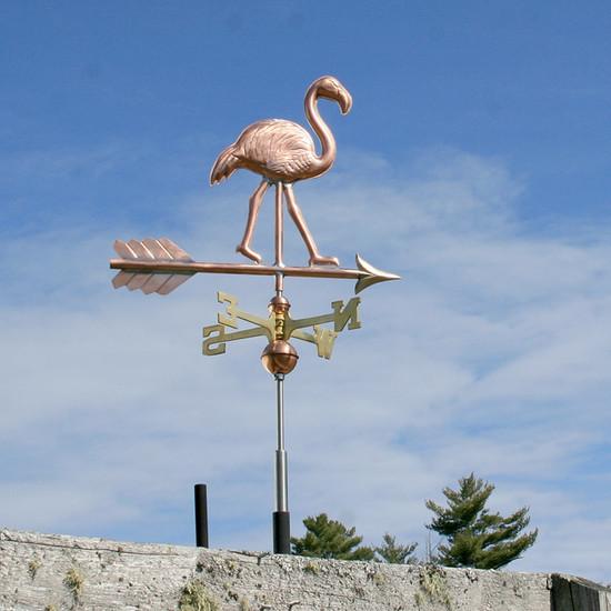 Flamingo Weathervane