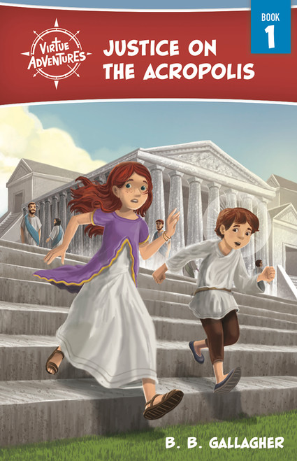 Justice on the Acropolis by BB Gallagher eBook Cover