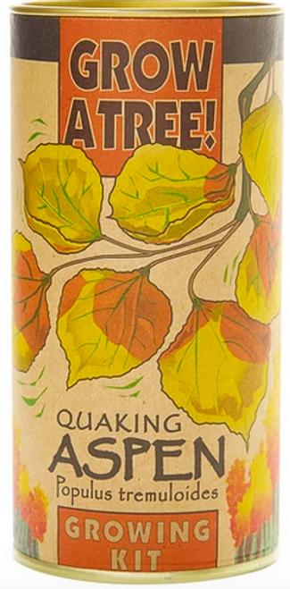 Quaking Aspen | Seed Grow Kit