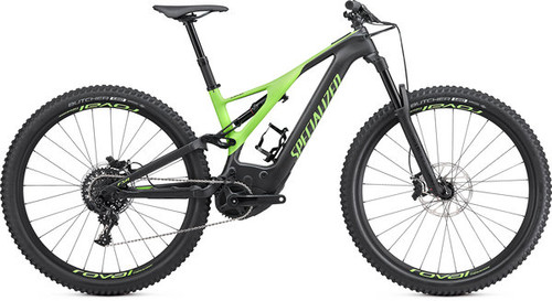 Specialized Turbo Men's Turbo Levo Expert - Carbon/Monster Green