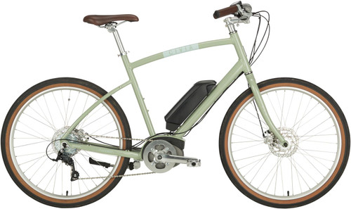 Civia Parkway Step-Over Electric Bike