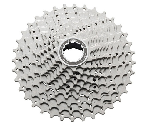Shimano Deore 10-Speed Cassette.