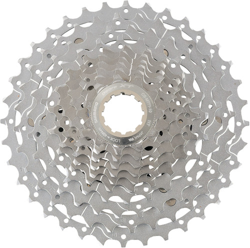 Shimano Deore XT Dyna-Sys 10-Speed Cassette
