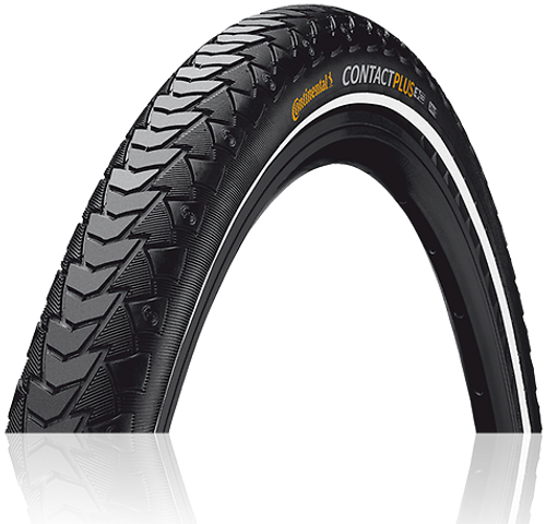 Continental Contact Plus 700C