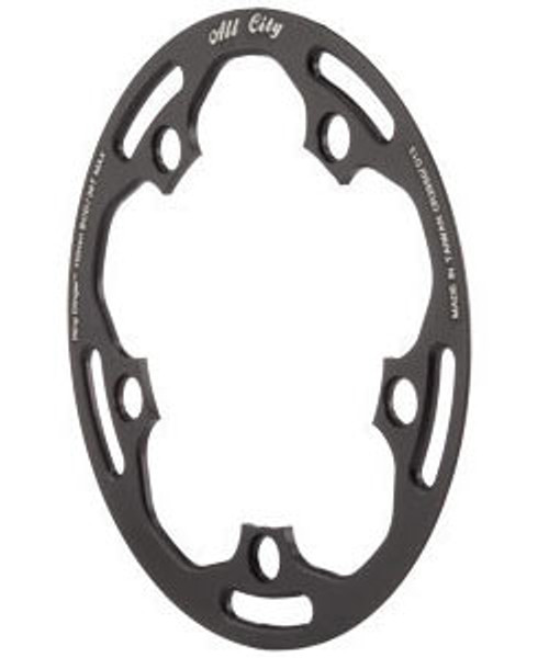 All-City Cross Wizard Chainring Guard
