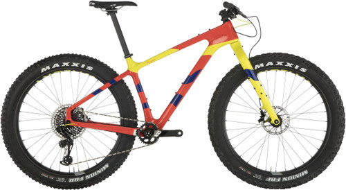 Salsa Beargrease Carbon X01 Eagle - Red