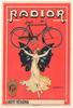 Radior Vintage Bicycle Poster by Vavasseur