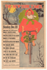 New-York Times Times Original Vintage Bicycle Poster