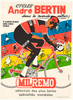 Cycles Andre Bertin Original Vintage Bicycle Poster