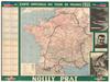 Noilly Prat 1955 Tour De France Original Vintage Bicycle Poster