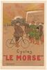 Le Morse Original Vintage Bicycle Poster by J. Matet