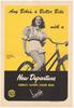 New Departure - Patricia Coughlin Original Vintage Bicycle Poster