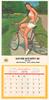 Gil Elvgren Pin-up Original Vintage Bicycle Poster