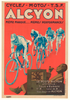 Alcyon Original Vintage Bicycle Poster