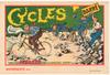 Cycles Barre Original Vintage Bicycle Poster