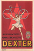 Dexter Original Vintage Bicycle Poster by Mich