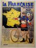 La Francaise Original Vintage  Bicycle Poster by Vion