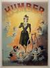 Humber Original Vintage  Bicycle Poster by Clouet