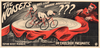 The Noisets Original Vintage  Bicycle Poster by Friedlander