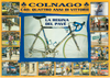 Colnago C40 Racers Original Vintage Bicycle Poster