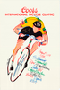 1986 Coors Classic Original Vintage Bicycle Poster