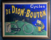 Cycles De Dion-Bouton Original Vintage  Bicycle Poster by Eugene Oge