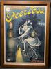 Cycles Peerless Original Vintage  Bicycle Poster