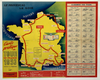 1953 Tour De France Original Vintage Bicycle Poster