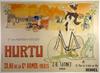 Hurtu Original Vintage Poster by V. Lorant-Heilbronn