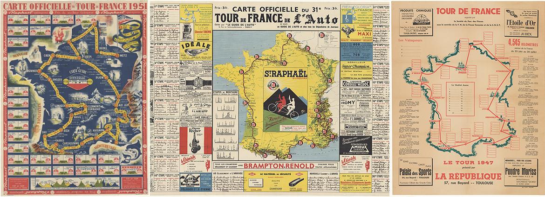 Original Vintage Tour de France Posters