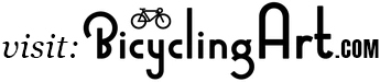 BicyclingArt.com