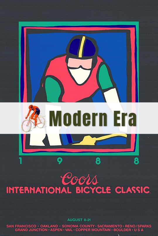 Modern Era - Bicycle Posters