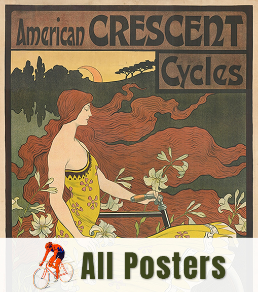 All Vintage Bicycle Posters