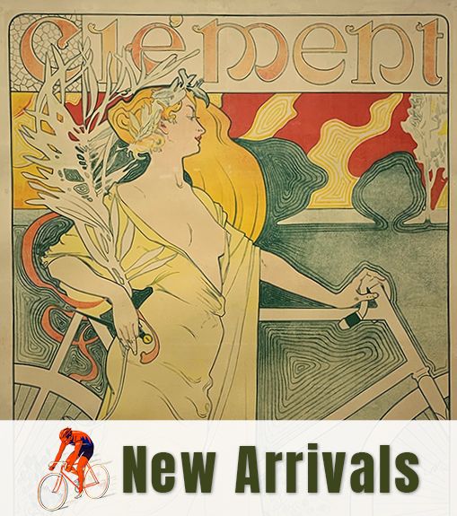 New Arrivals - Bicycle Posters