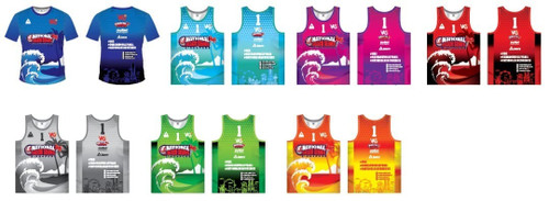 Beach Volleyball Singlet