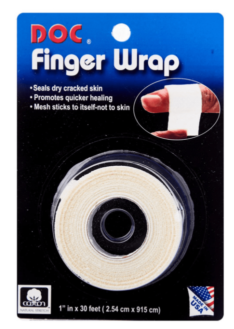 DOC  UFW-1 Finger Wrap White