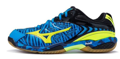 Wave Fang SS2 Wide Blue/Yellow/Black