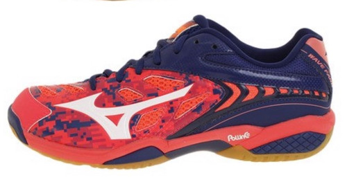 Wave Fang SS2 Wide Red/White/Navy
