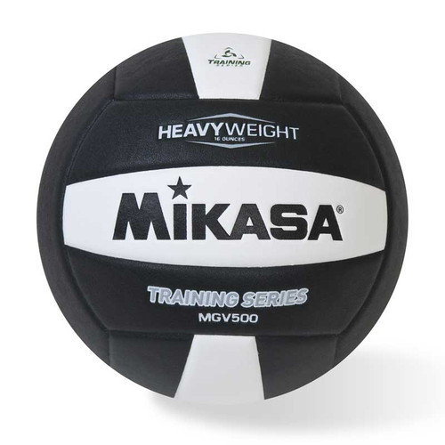 The Setter's Training Ball  The setter is the most important and the smartest player on the court. With this heavyweight ball you can develop the featherweight touch you will need to set up the kill shot or the perfect spike. 16 ounces of perfection.  Setter's Training Ball Heavyweight 16 ounces Premium composite cover Builds strength in the back, shoulder, arm and wrists