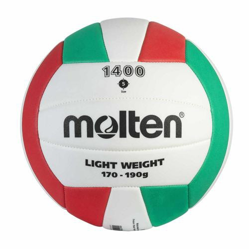 MOLTEN V5C1400 Size 5 (Official Volleyball for National Primary School Games) Junior Division