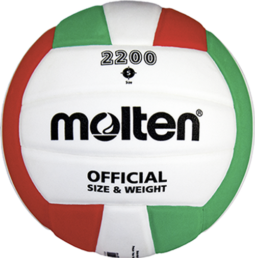 MOLTEN V5C2200 Size 5 Volleyball