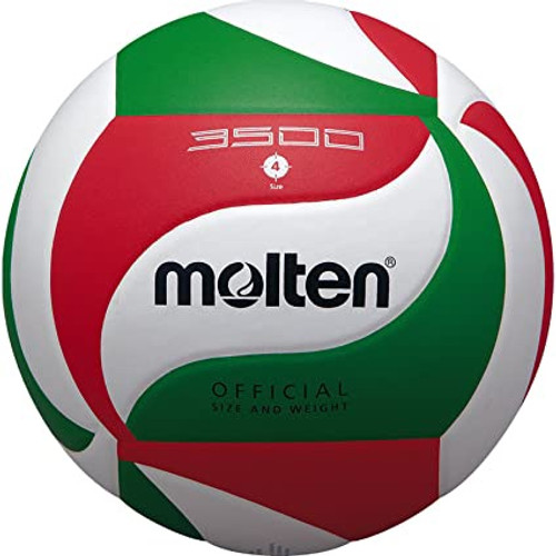 Molten V4M3500 Volleyball (Official Volleyball for National Primary School Games 2020/2021)