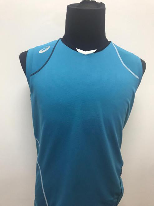 ASICS Blade Sleeveless Shirt (Turquoise)
