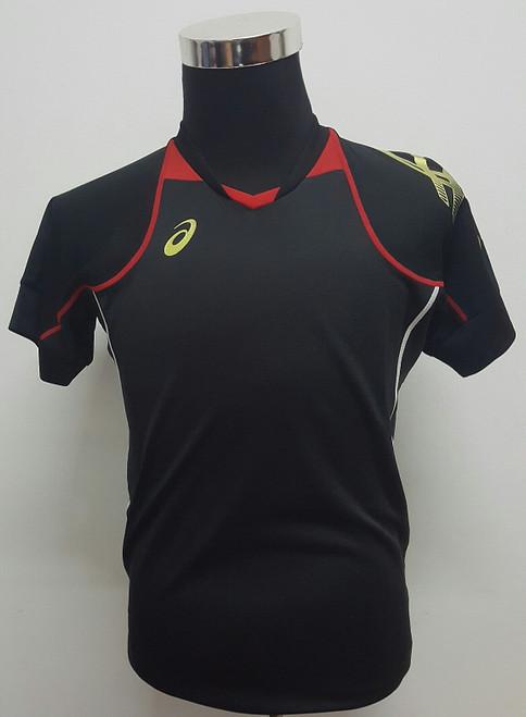 ASICS Blade Half-Sleeves Shirt (Black)