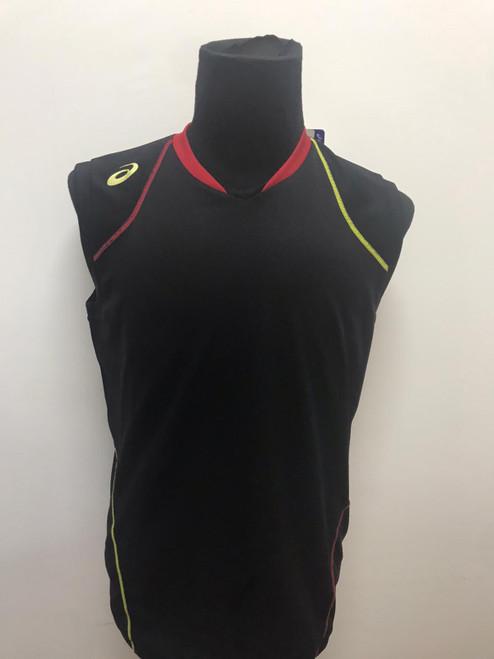 ASICS Blade Sleeveless Shirt (Black)